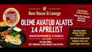 Beer House plakat